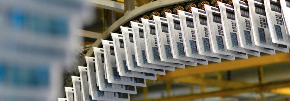 Олимпийская скорость печати